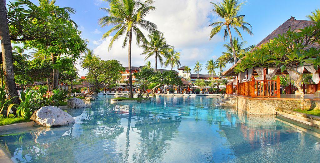 Au Nusa Dua Beach Hotel & Spa