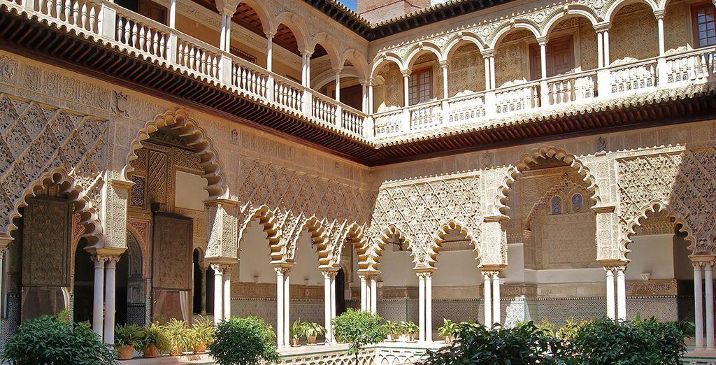 Visitez le Palais de l'Alcazar