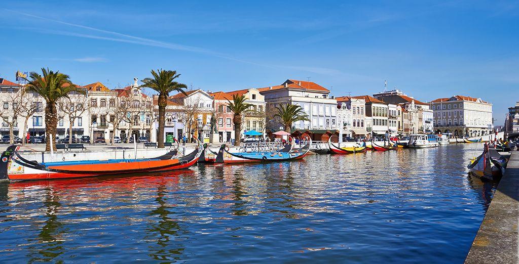 A Coimbra...