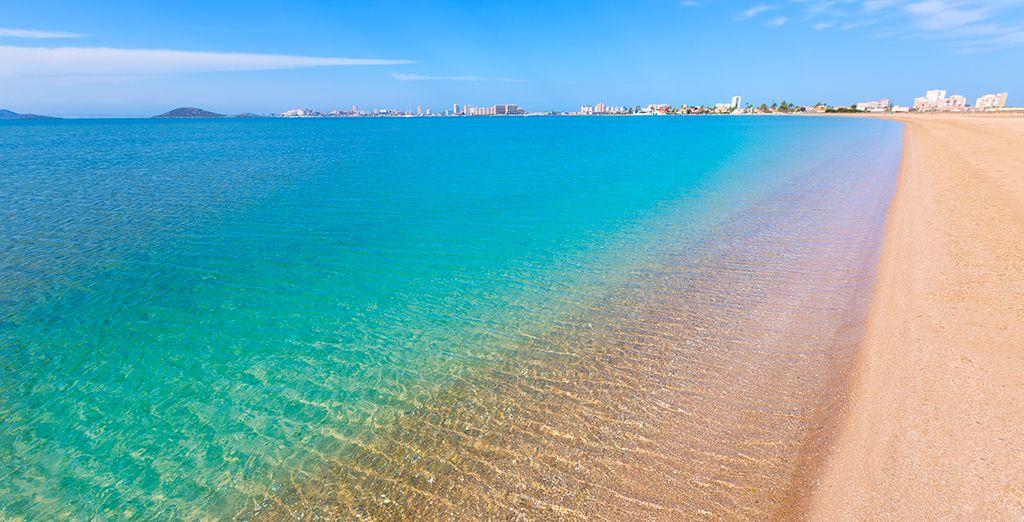 Et à deux pas de la Lagune de Mar Menor