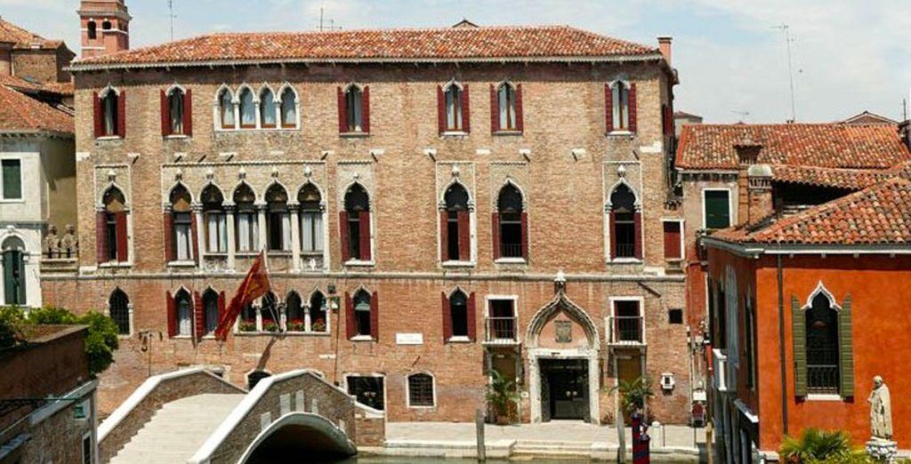 Séjournez dans un élégant palais vénitien - Hôtel Al Sole Venise