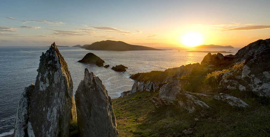 Bon voyage en Irlande