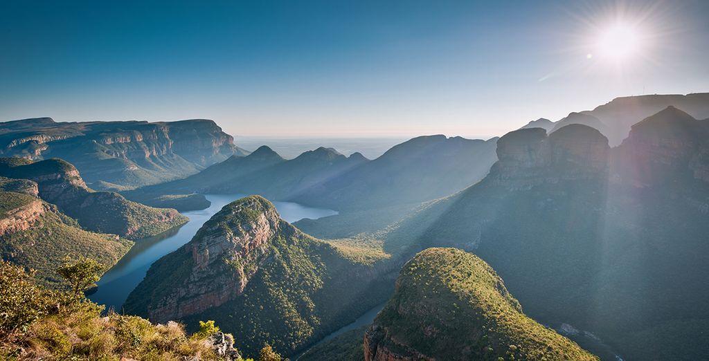 Mettez le cap sur la région de Blyde River Canyon