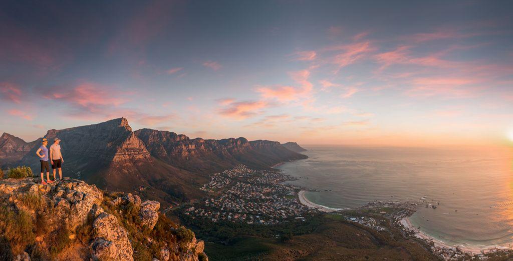 Venez à la rencontre de l'Afrique du Sud !