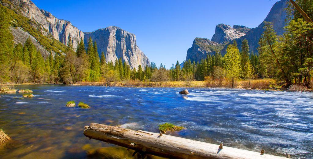 De ses parcs nationaux impressionnants