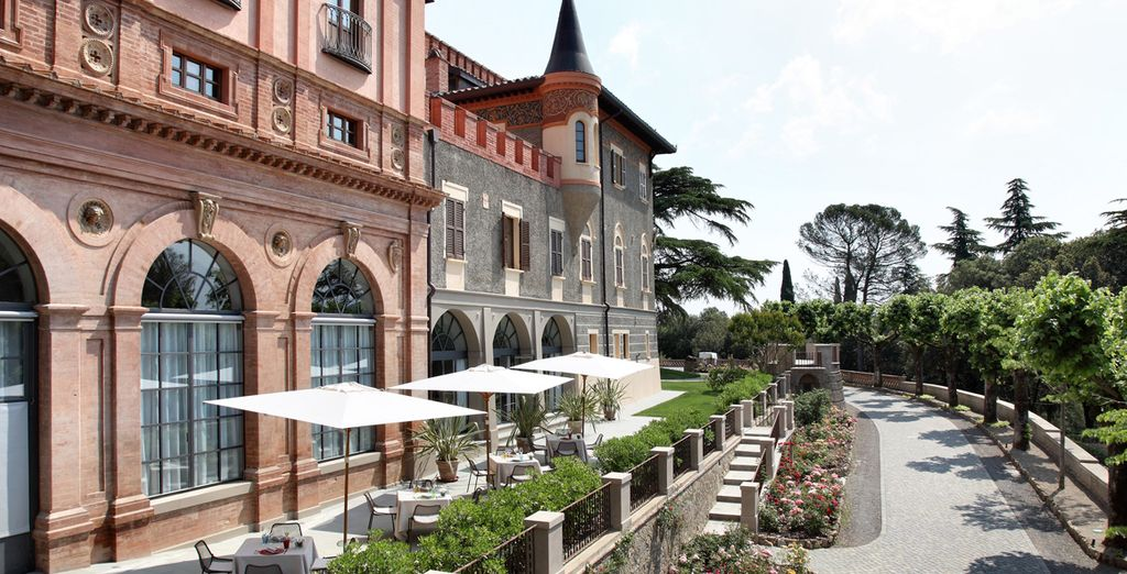 Prenez place au sein du Borgo Dei Conti Resort