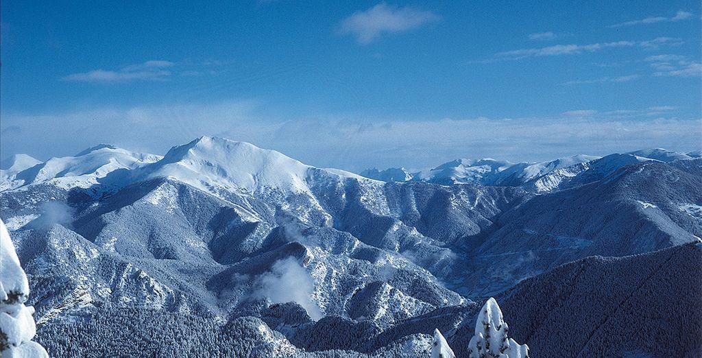Le grand air de l'Andorre vous attend...