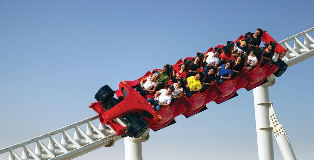 Des parcs d'attractions qui vous promettent des sensations inédites!