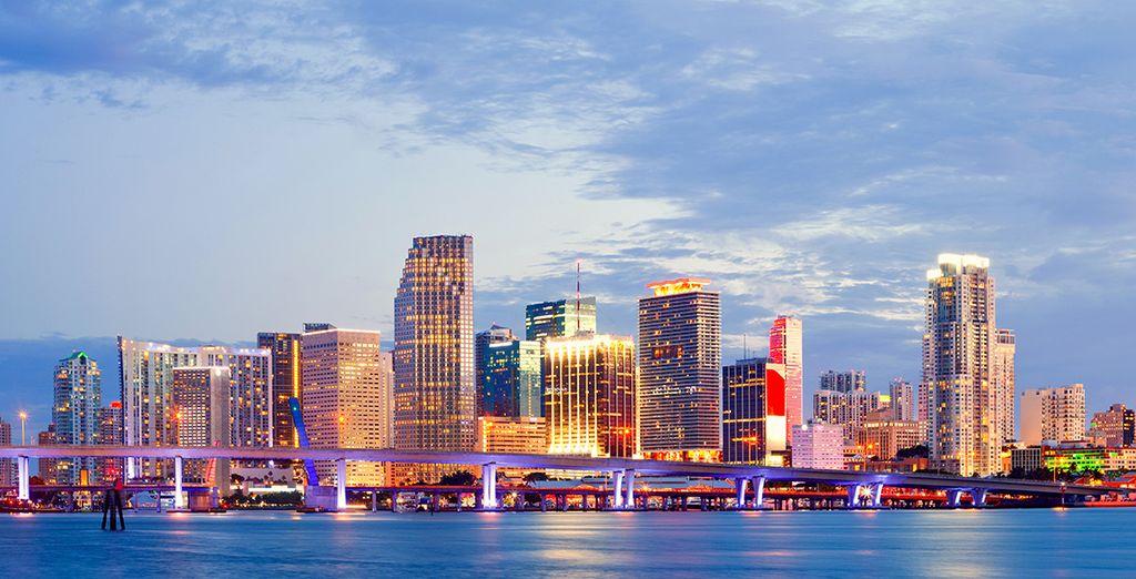 Envolez-vous pour Miami...