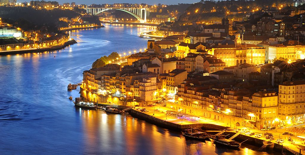 Changez d'air pour Porto ! - BessaHotel Boavista 4* Porto