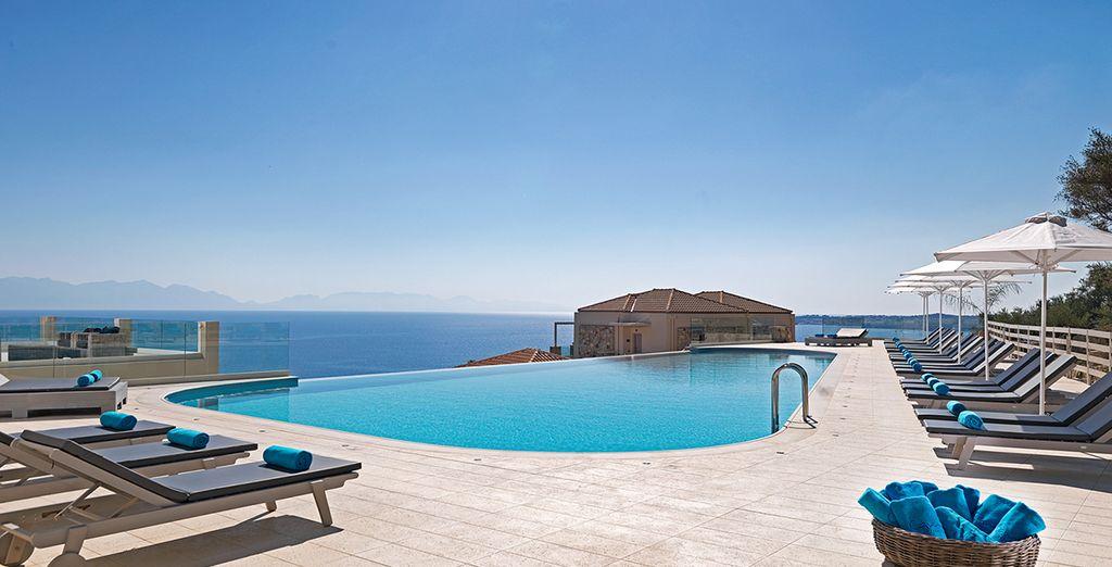 Vous cherchez un écrin de charme pour vos vacances? - Camvillia Resort & Spa 5* Vounaria