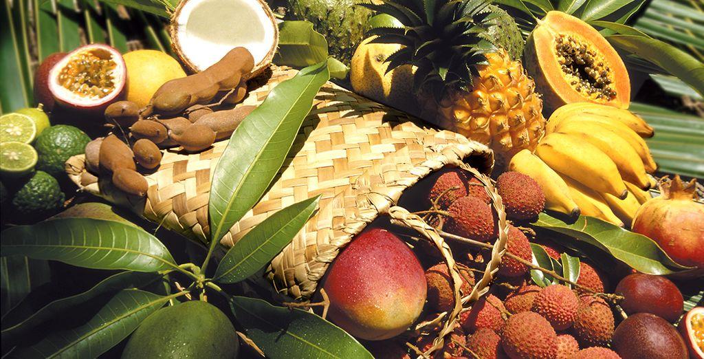 Ne ratez pas les marchés locaux de la Réunion