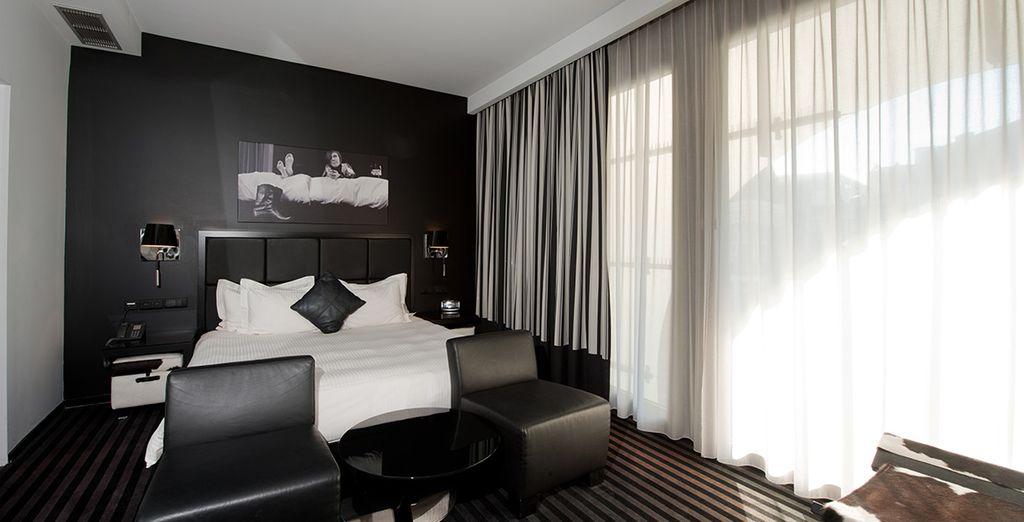 Hôtel de luxe tout confort sélectionné par Voyage Privé, à Bruxelles, à proximité de toutes activités