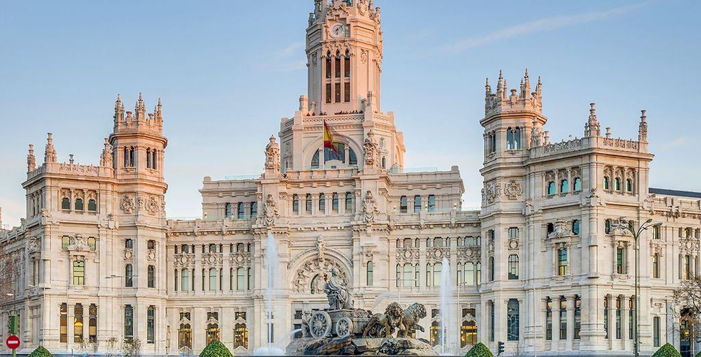 Cette escapade à Madrid vous en mettra plein les yeux