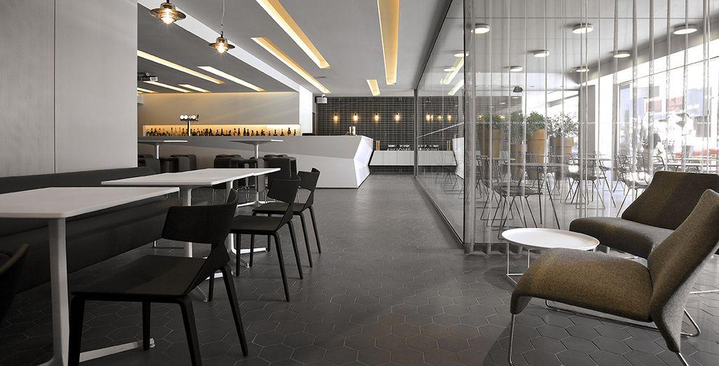 Hôtel 5 étoiles avec restaurant gastronomique