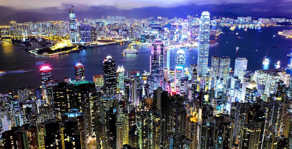 Découverte de la Chine en liberté et extension Hong Kong