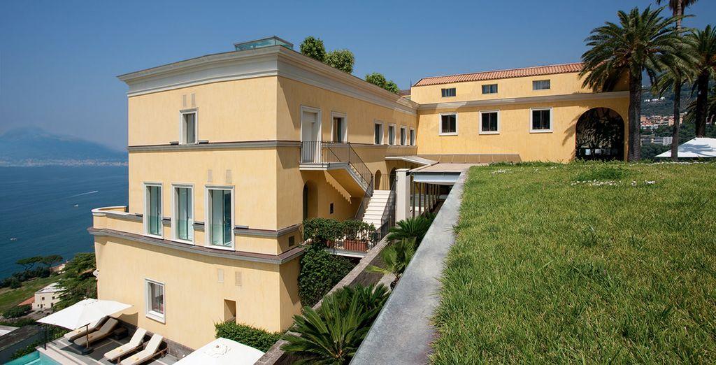 .... Est le lieu rêvé pour une escapade luxueuse au sud de l'Italie