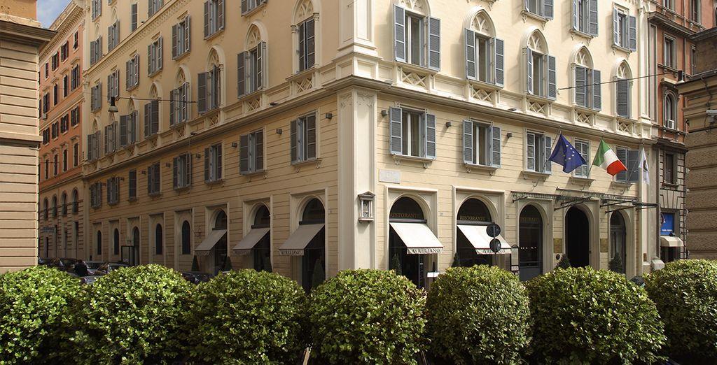 L'Empire Palace 4* vous ouvre ses portes en plein coeur de la Cité...