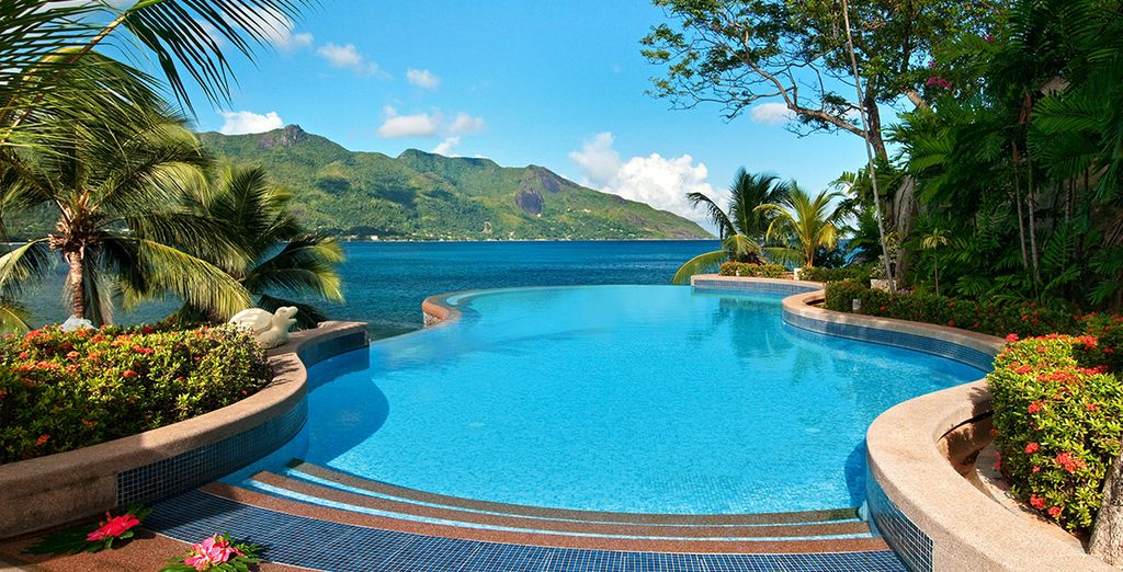 Le Hilton Seychelles Northolme Resort & Spa - Hilton Northolme 5* avec ou sans Stopover à Abu Dhabi Victoria