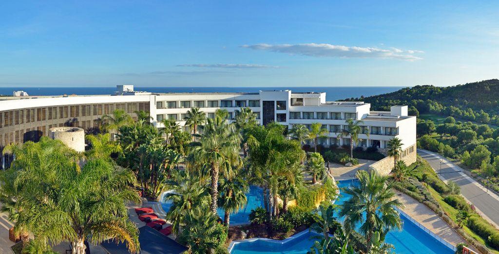 Direction la région de Barcelone... - Hôtel Dolce Sitges 5* Sitges