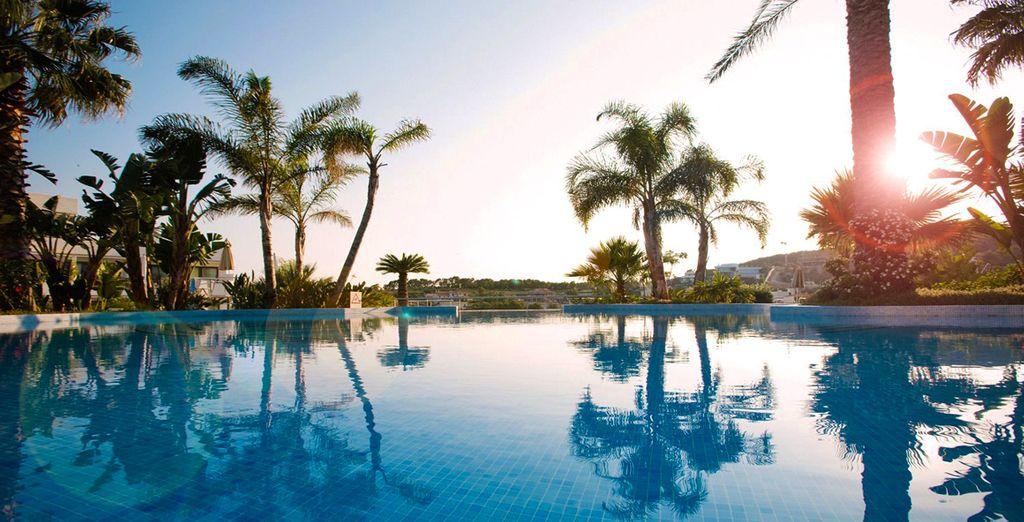 Relaxez-vous... - Hôtel Dolce Sitges 5* Sitges