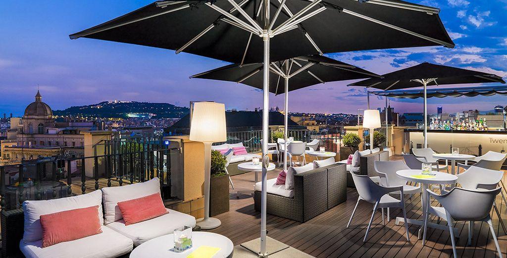 Offrez-vous une escapade à l'hôtel H10 Universitat Barcelone