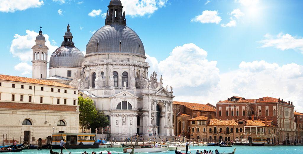 Et de visiter l'une des plus belles villes au monde !