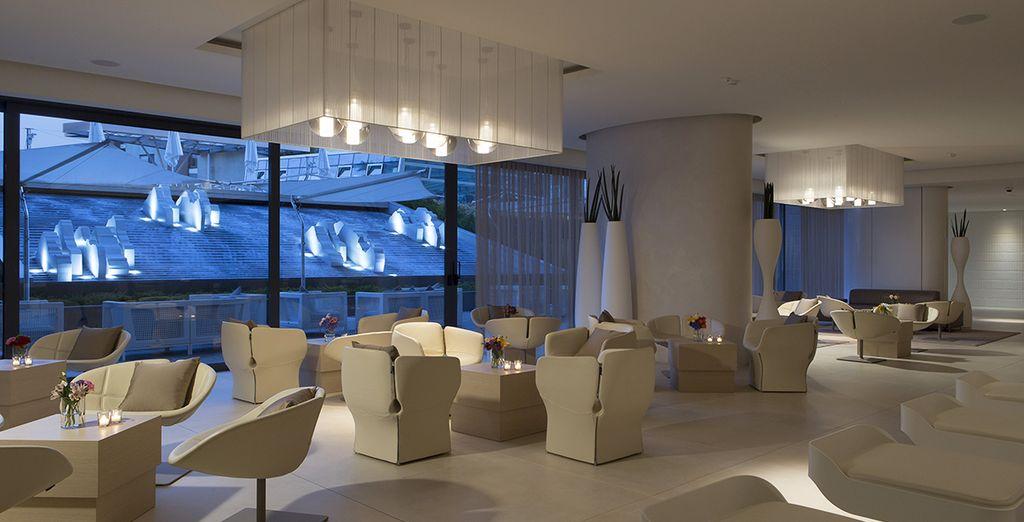 Et The River Bar Lounge pour terminer la journée en beauté