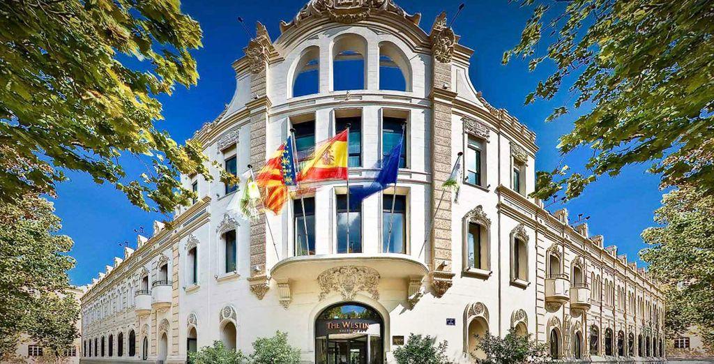 En séjournant dans cet établissement majestueux : le Westin Valencia ! - The Westin Valencia 5* Valence