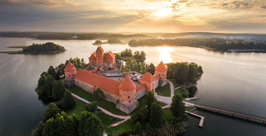 Avis Voyage Privé sur les pays baltes