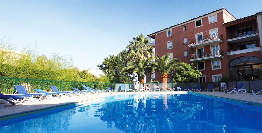 Venez vous reposer sous le soleil de la Provence à Sainte-Maxime