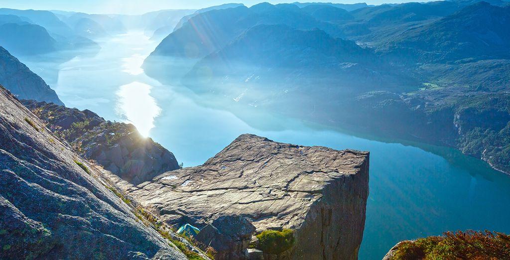 Les splendides paysages de Norvège