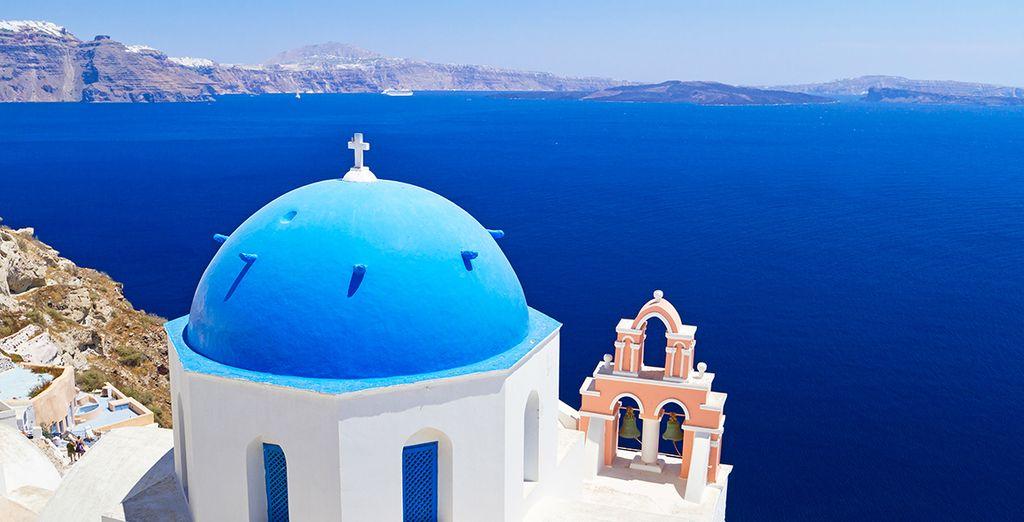 Partez à la découverte des Cyclades...