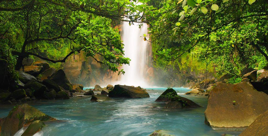 Découvrez les paysages idylliques du Costa Rica