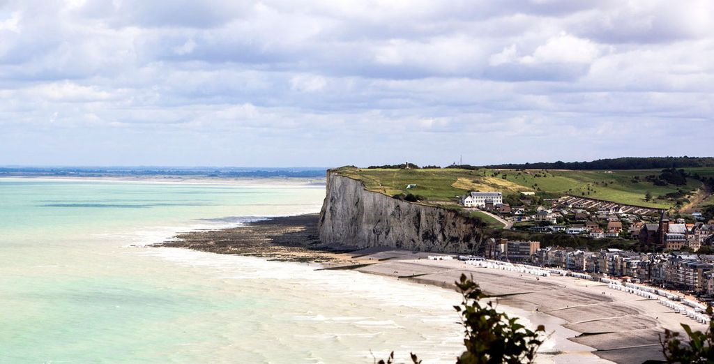 Prenez un bol d'air frais en Normandie - Résidence Belle Epoque Mers-les-Bains