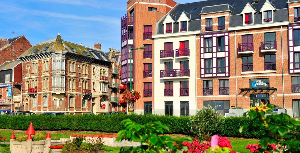 Bienvenue dans votre résidence Goélia - Résidence Belle Epoque Mers-les-Bains