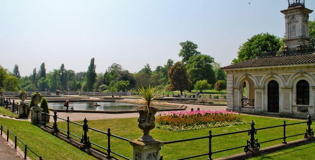 En passant par Hyde Park