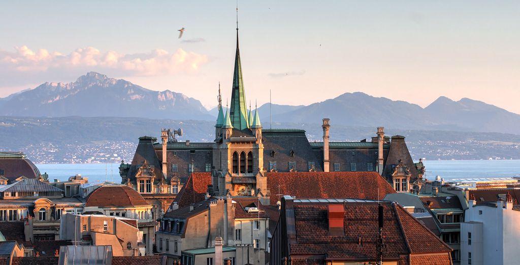 La capitale du canton de Vaud n'attend plus que vous !
