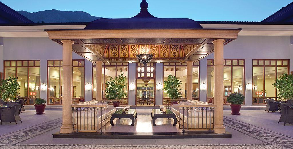 Prenez place au Akka Antedon 5* près d'Antalya - Hôtel Akka Antedon 5* Antalya