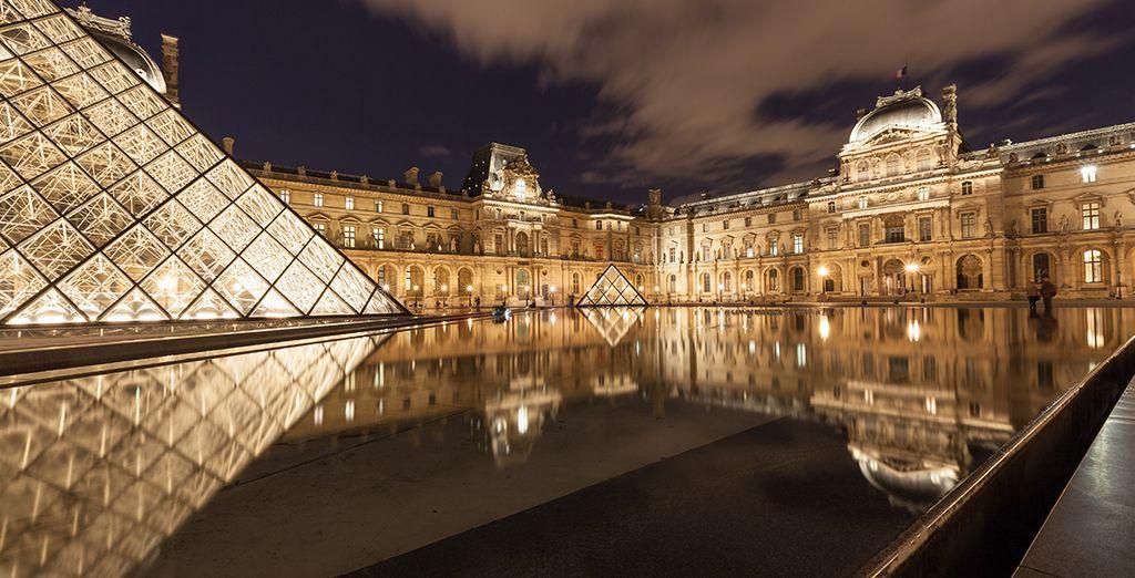 Du musée du Louvre