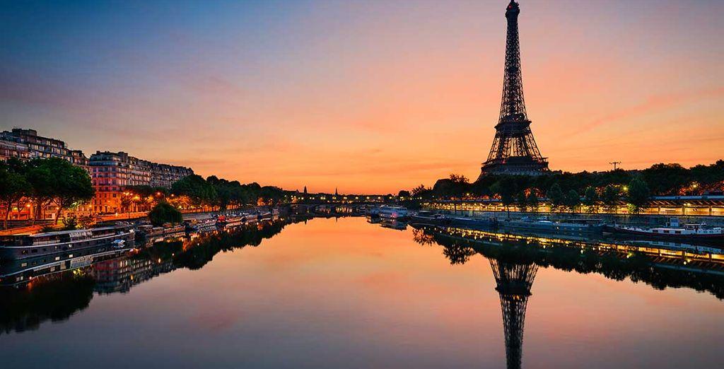 Envie d'une virée parisienne ?