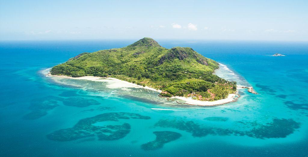 Bienvenue sur l'île privée de Sainte Anne - Beachcomber Sainte Anne Resort & Spa 5* Sainte Anne Island