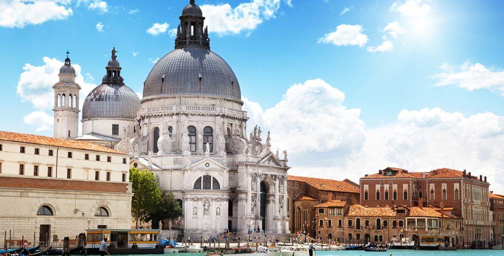 Direction Venise !