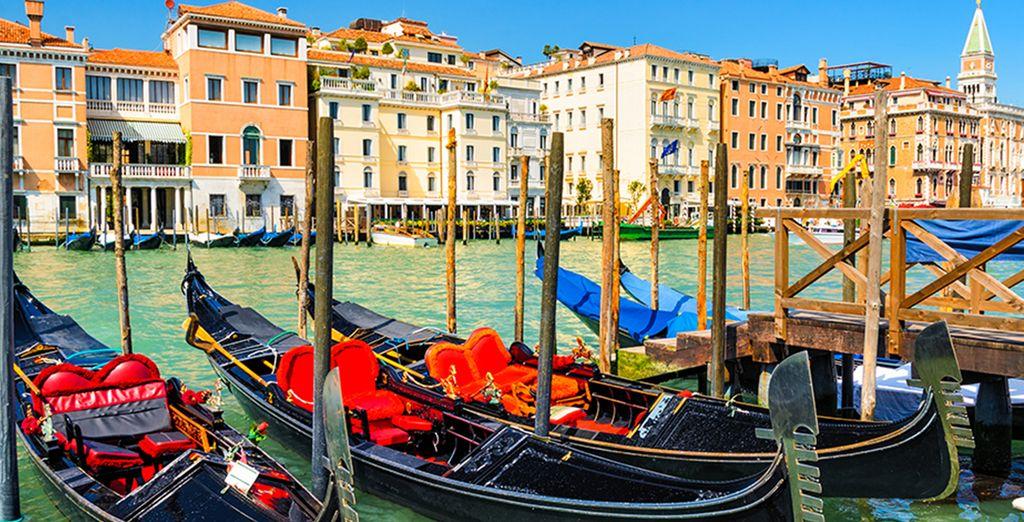 Vous recherchez un séjour romantique et culturel ?