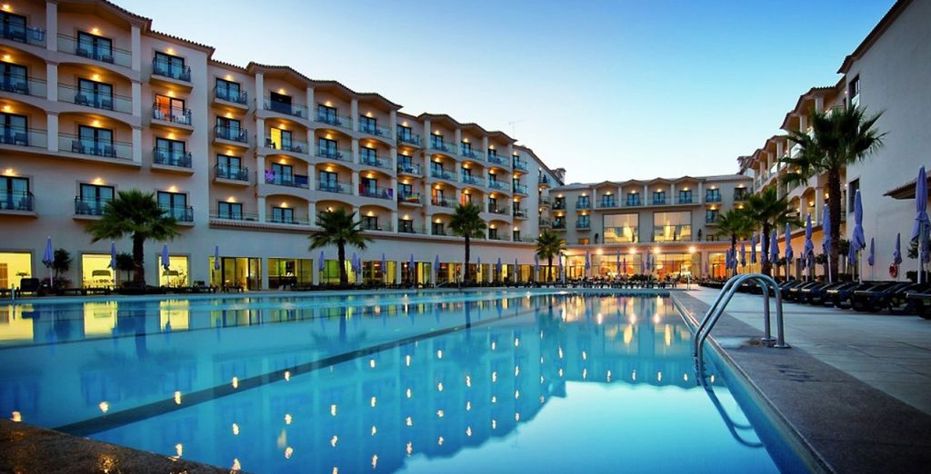 L'hôtel vous offre le meilleur pour vos vacances à Madère !