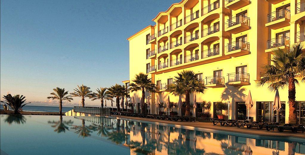 L'hôtel Vila Galé Santa Cruz vous ouvre ses portes