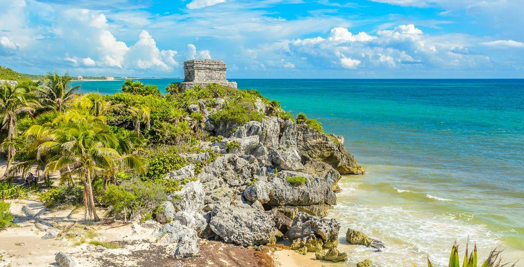 Le Mexique a tellement à vous offrir, alors ne rêvez plus, voyagez !