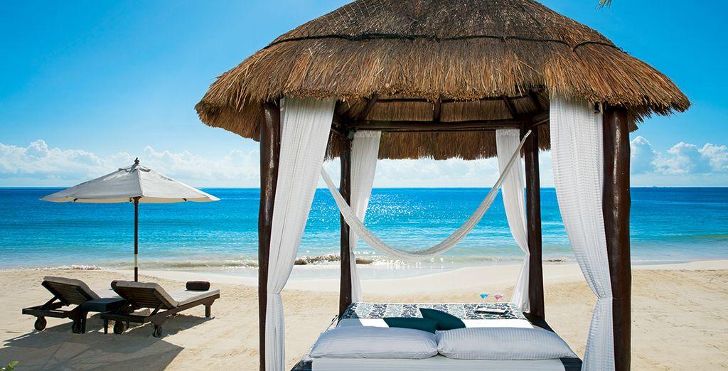 Evasion, volupté et haut standing ... - Hôtel Secrets Capri Riviera Cancun 5* Playa del Carmen