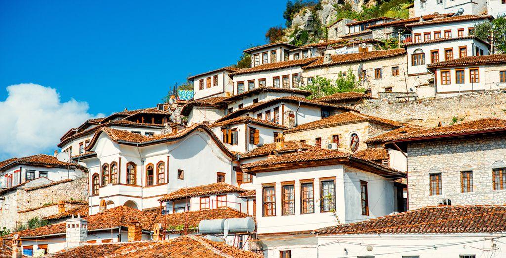 Vous découvrirez des villes et villages chargés d'histoire, parfois classés au Patrimoine mondial de l'Unesco