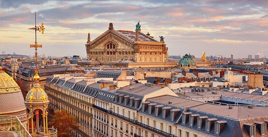 Faites une pause culture à l'Opéra Garnier